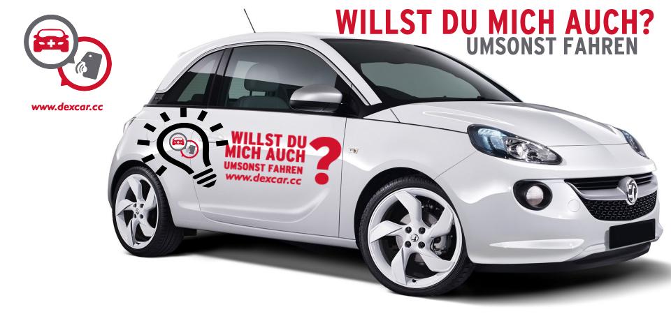 DEXCAR - Auto mieten ohne monatliche Fixkosten .