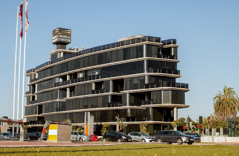 Questra Office in Spanien