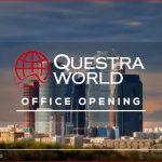 Eröffnung der offiziellen Repräsentanz von Questra World in Moskau, Russland