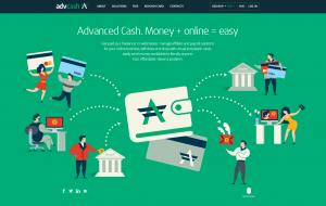 AdvCash Zahlungsanbieter