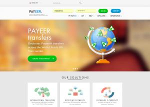 PAYEER ist ein eWallet Konto wie PayPal