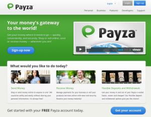 Payza ist ein kanadischer Payment-Anbieter