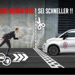 Fahr ab heute dein Dexcar Auto nach Verlassen der ersten Haupttabelle!