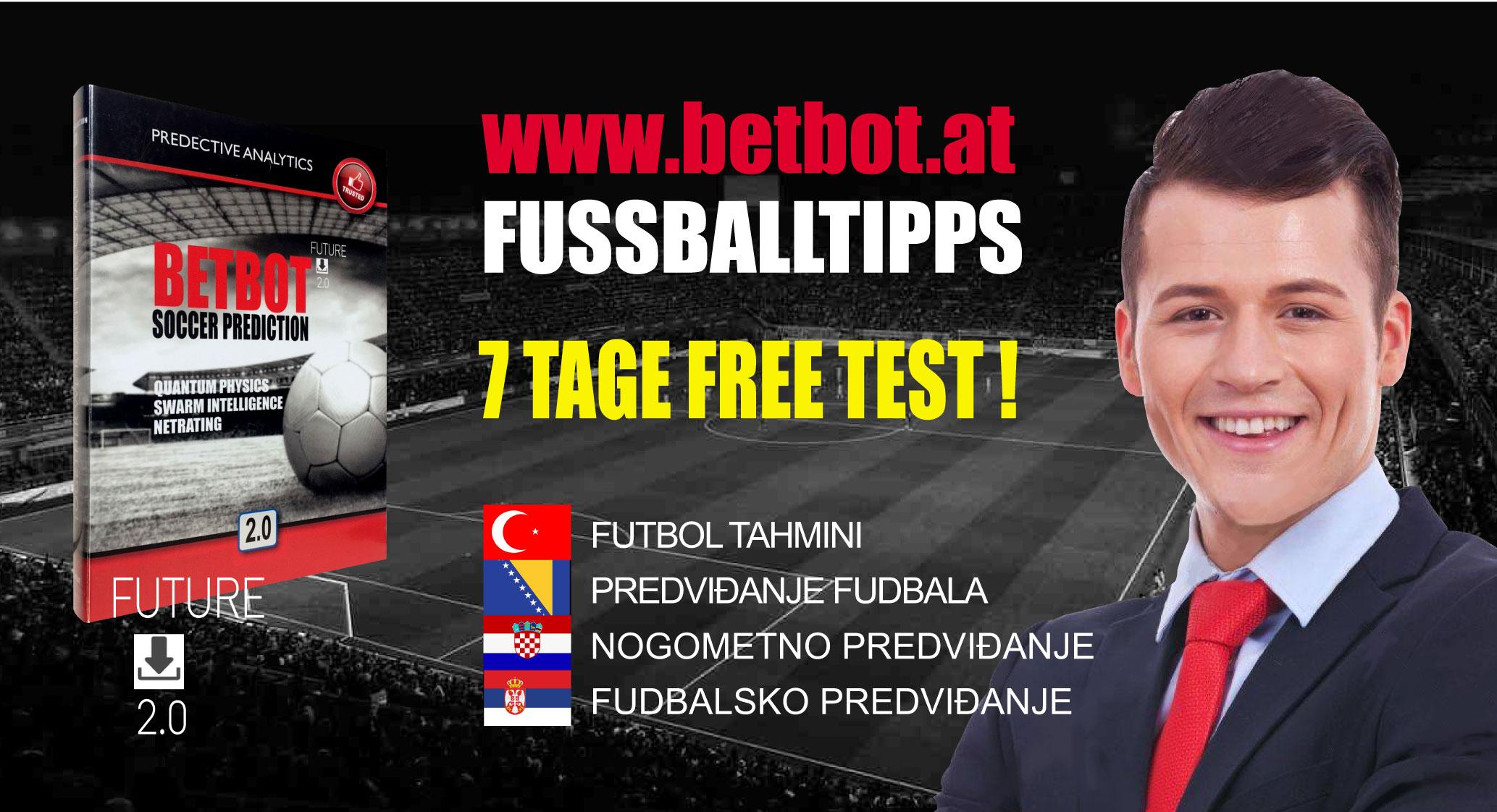 BETBOT Fussballtipps Prognose