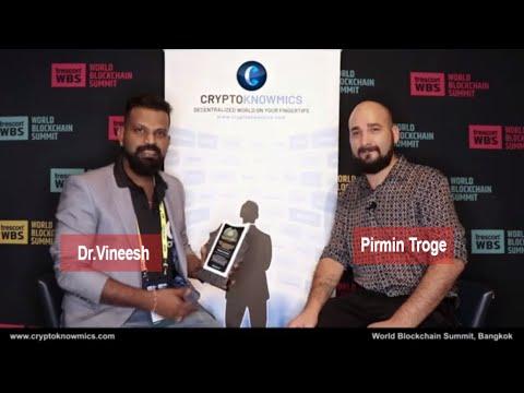 EXW World Blockchain Summit in Bangkok