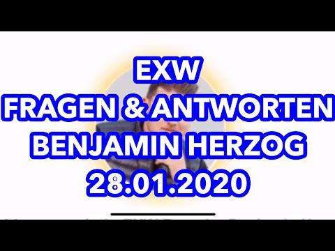 EXW Benjamin Herzog Fragen & Antworten 18.01.2020