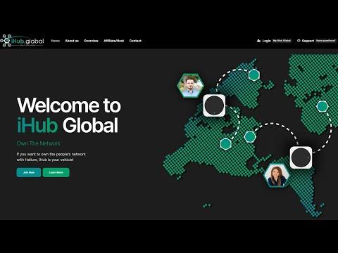 Helium Mining kostenlos mit iHub Global
